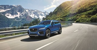Jaguar F-PACE Launch Days