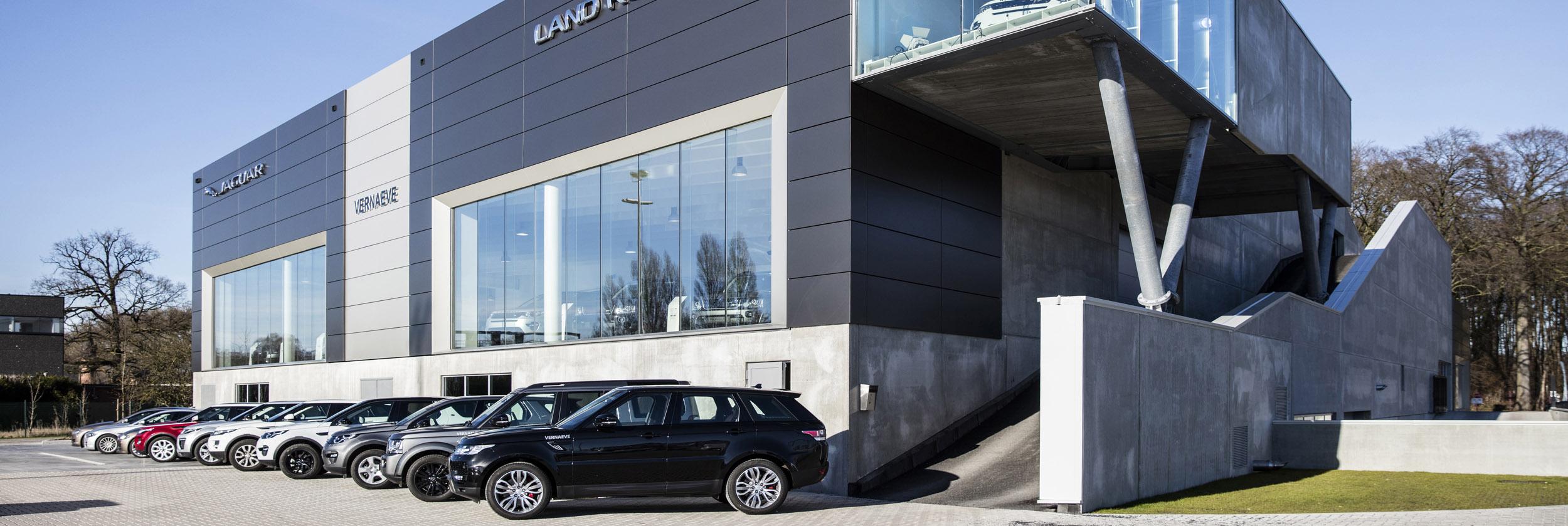 Jaguar Land Rover >> Jaguar Land Rover Gent Vernaeve