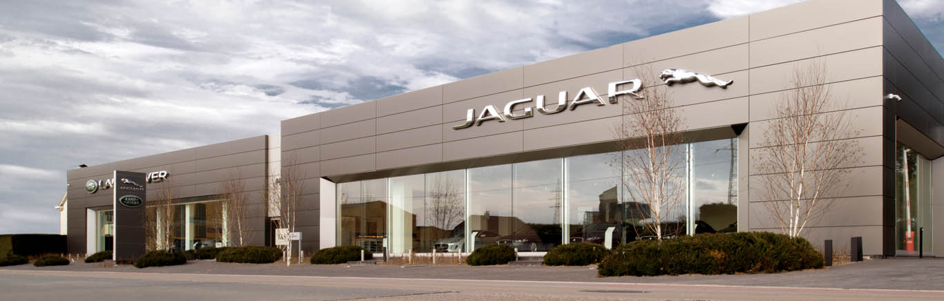 Offici le website welkom bij jaguar herentals peeters for Garage jaguar lille