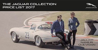 Catalogue Jaguar Collection 2017