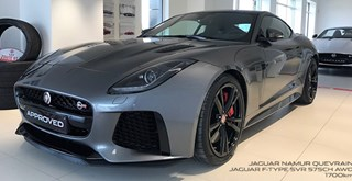 Jaguar F-Type SVR - Approved
