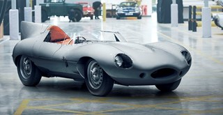 Relance de la production D-TYPE