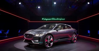 Ontdek de Jaguar I-PACE nu in de showroom