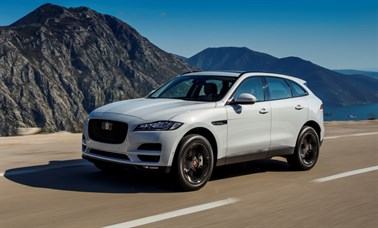 F PACE Upgrade Specials