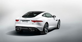 The new F-Type Coupé - Good to be Bad