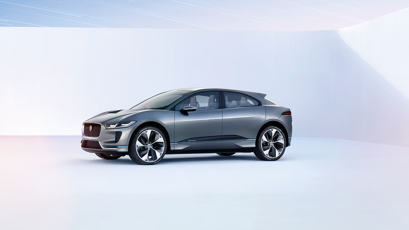 I PACE Still - Concept I-PACE