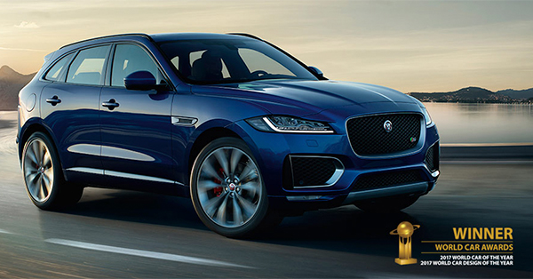 F PACE WCOTY 2  - F-PACE World Car of the Year 2017