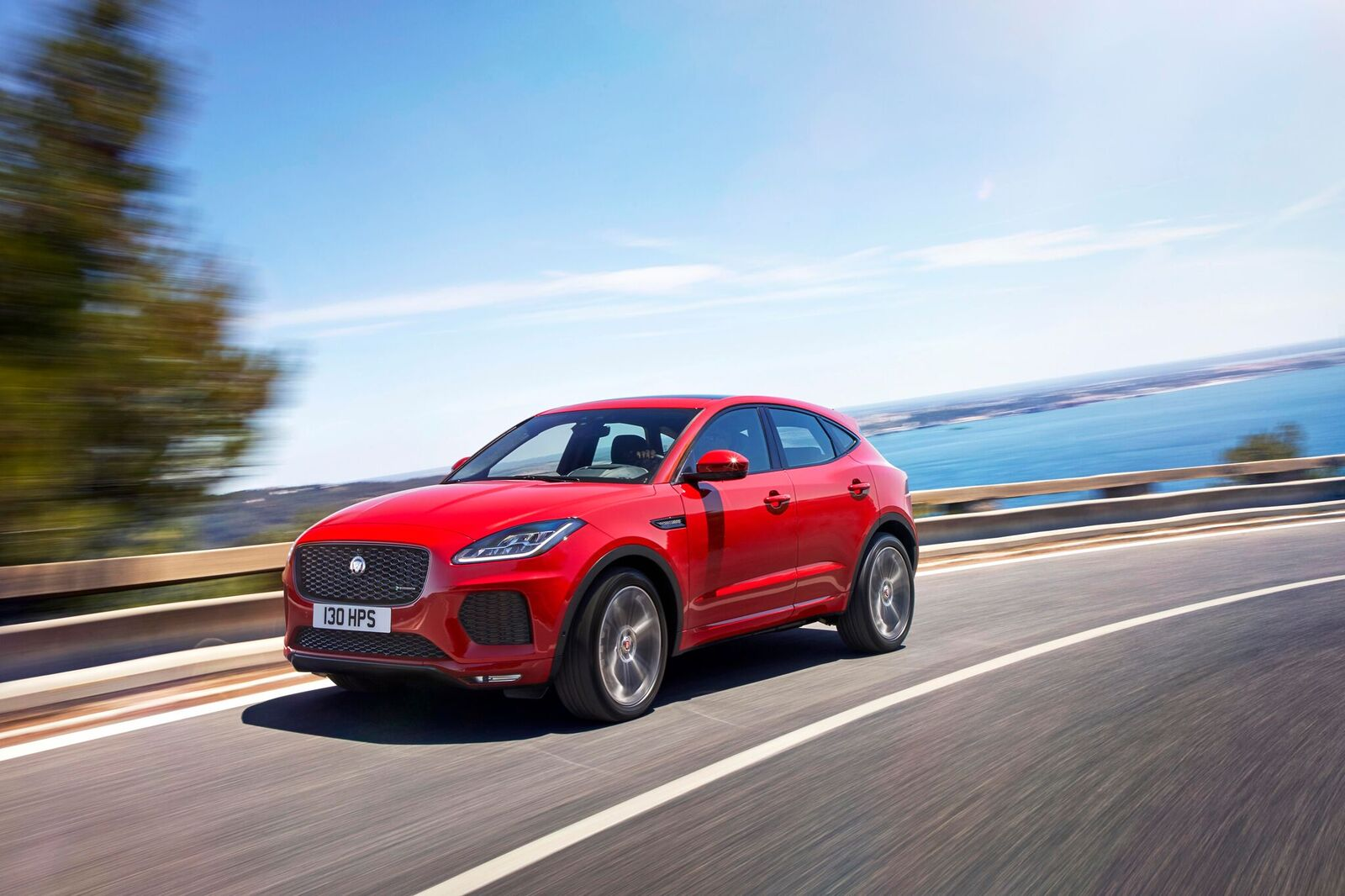JAG EPACE 18MY Firstedition Onroaddynamic 130717 02 - Jaguar onthult de E-PACE