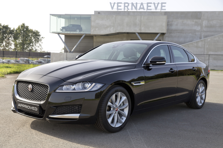 Jaguar Approved jonge tweededehands wagens