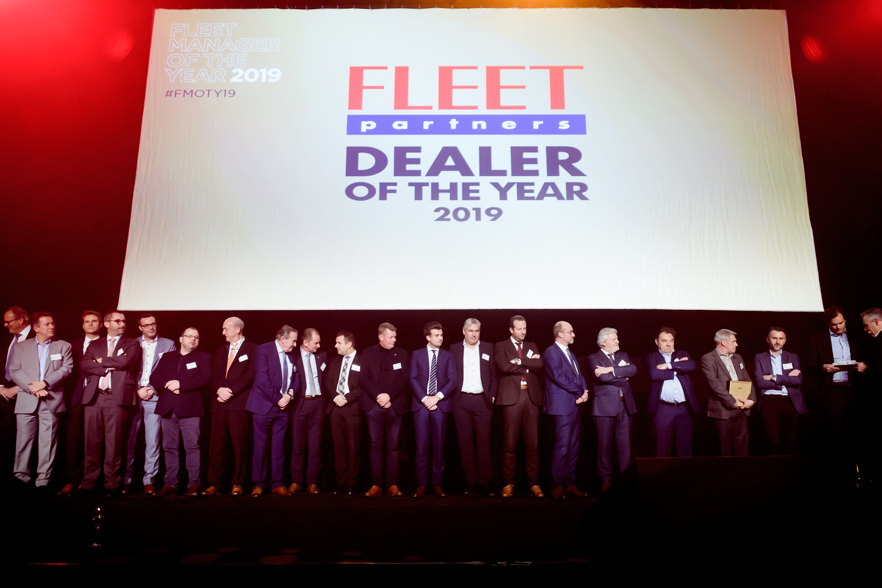 Fleet Dealer Of The Year 2019