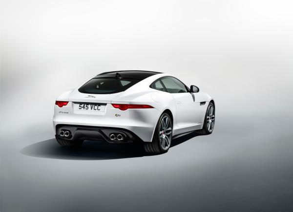 La Jaguar F-TYPE